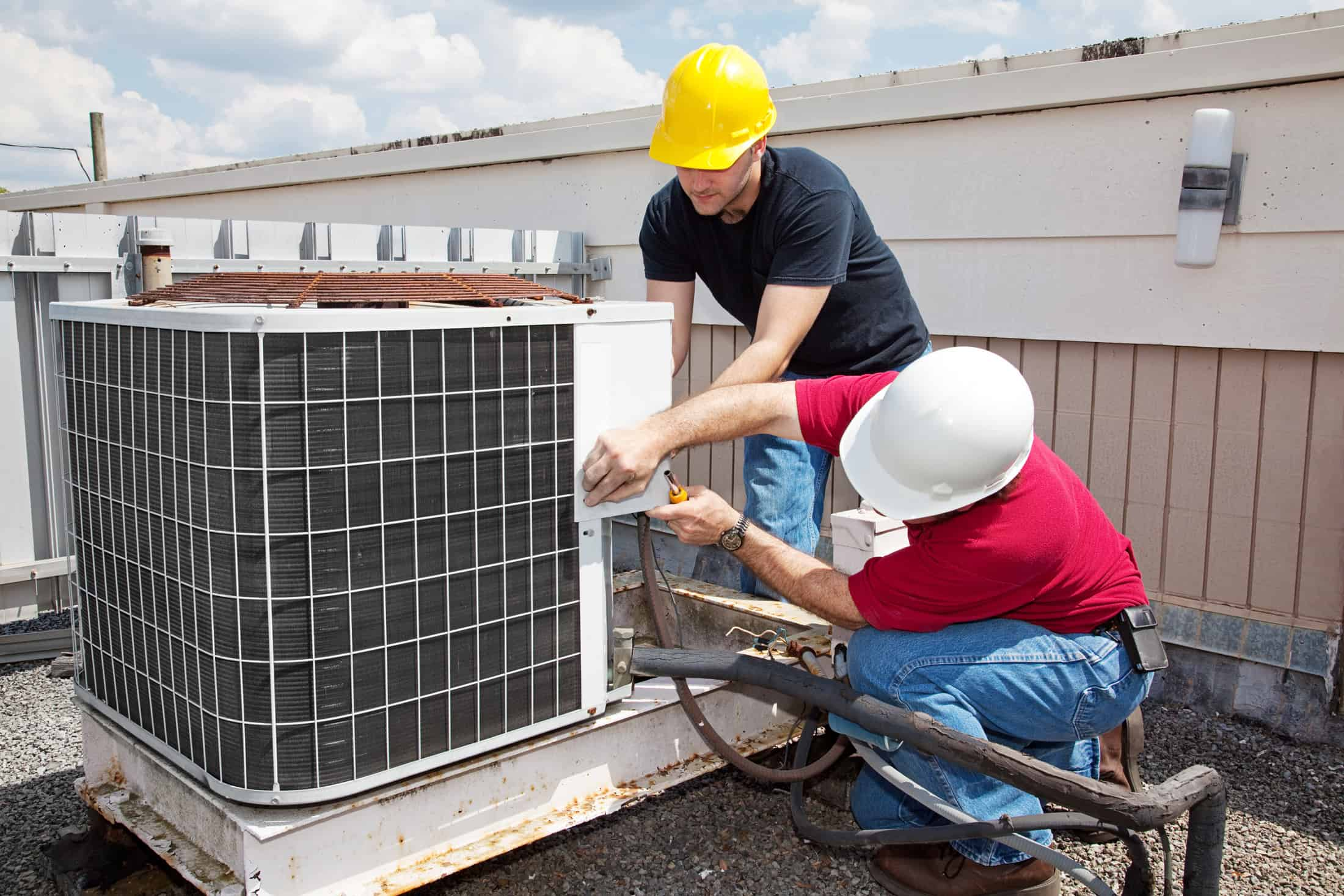 Commercial Heating & Air Conditioning | Restaurant Equipment | Commercial Refridgeration | JV Mechanical